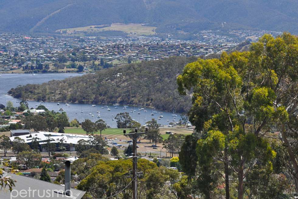 Second view of Homely residentialLand listing, Lot 4, 8 Fig Place, Geilston Bay TAS 7015
