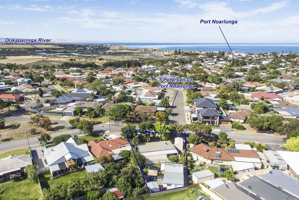 Fourth view of Homely house listing, 5 Petersen Crescent, Port Noarlunga SA 5167