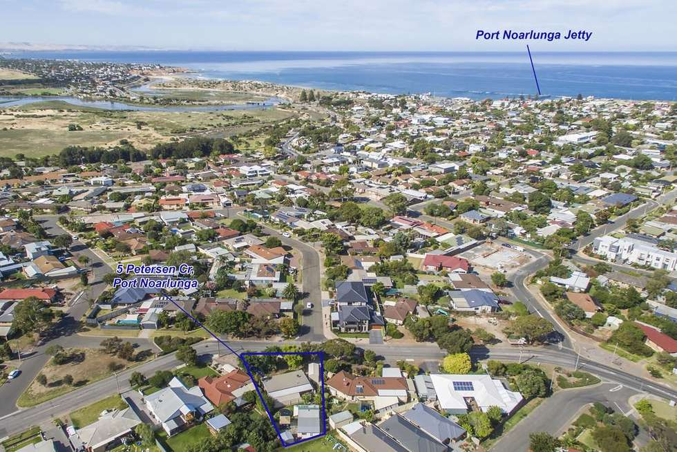 Fifth view of Homely house listing, 5 Petersen Crescent, Port Noarlunga SA 5167
