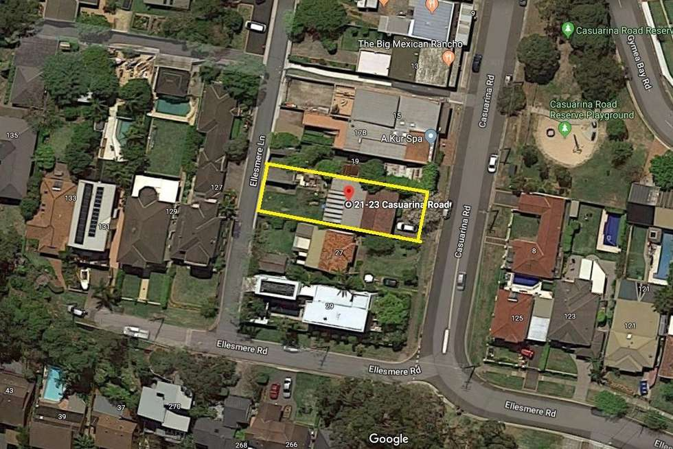Fourth view of Homely house listing, 21-23 Casuarina Road, Gymea Bay NSW 2227