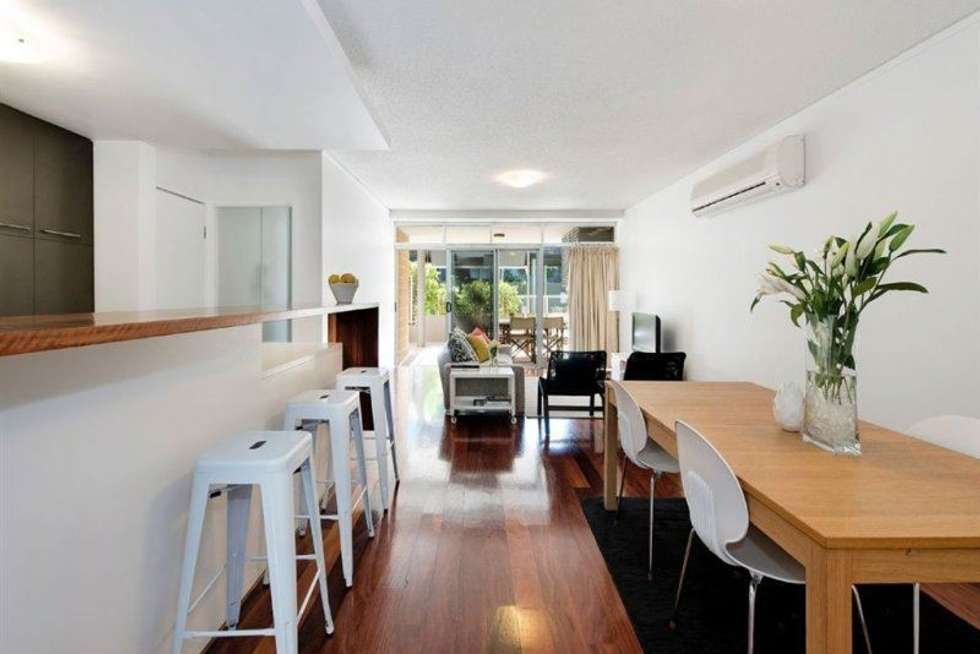 Second view of Homely apartment listing, 20/17 Ferry Lane, Bulimba QLD 4171
