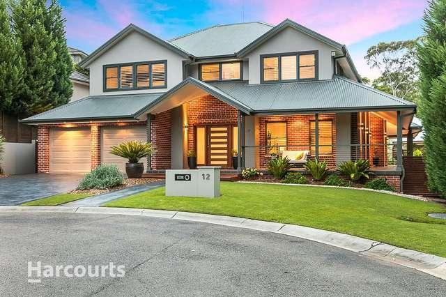 12 Berkeley Grove, Rouse Hill NSW 2155