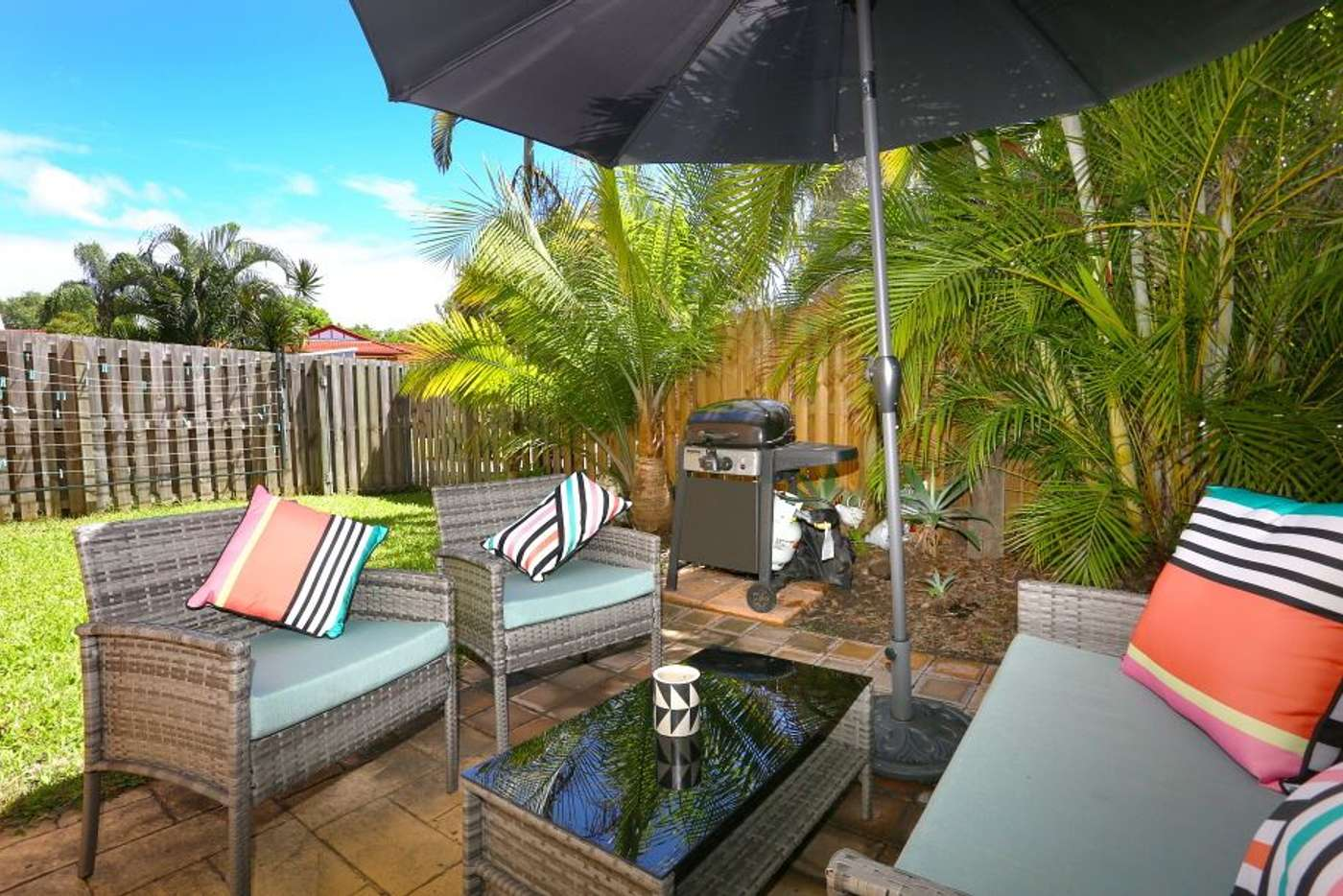 Sixth view of Homely townhouse listing, 16/1a Alison Road, Carrara QLD 4211