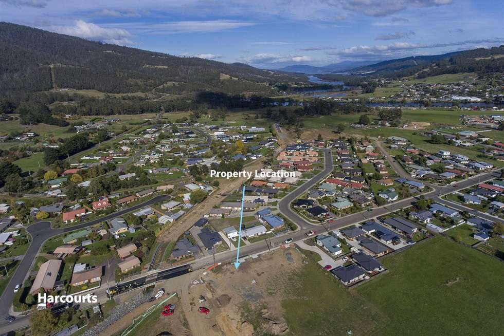 Fifth view of Homely residentialLand listing, Lot 6 Sale Street, Huonville TAS 7109