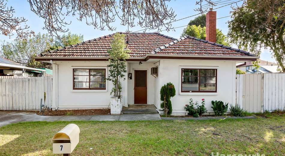 7 Yewers Street, Sunshine VIC 3020