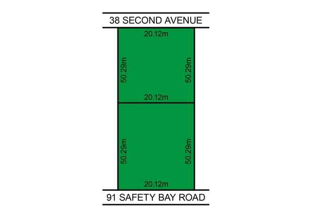 38 Second Avenue, Shoalwater WA 6169
