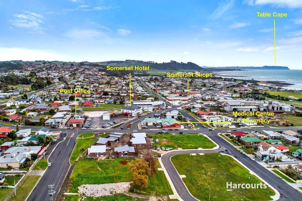 Third view of Homely residentialLand listing, 00 Wragg Street, Somerset TAS 7322
