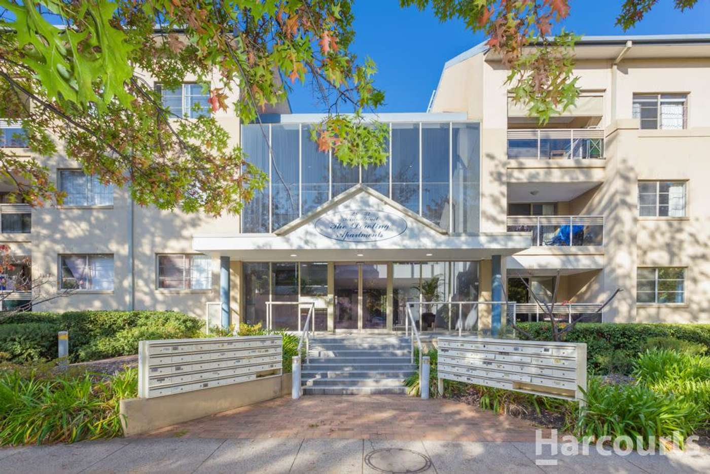 Main view of Homely apartment listing, 18/28 Torrens Street, Braddon ACT 2612
