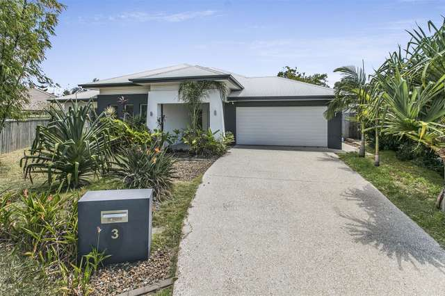 3 Crenshaw Street, North Lakes QLD 4509
