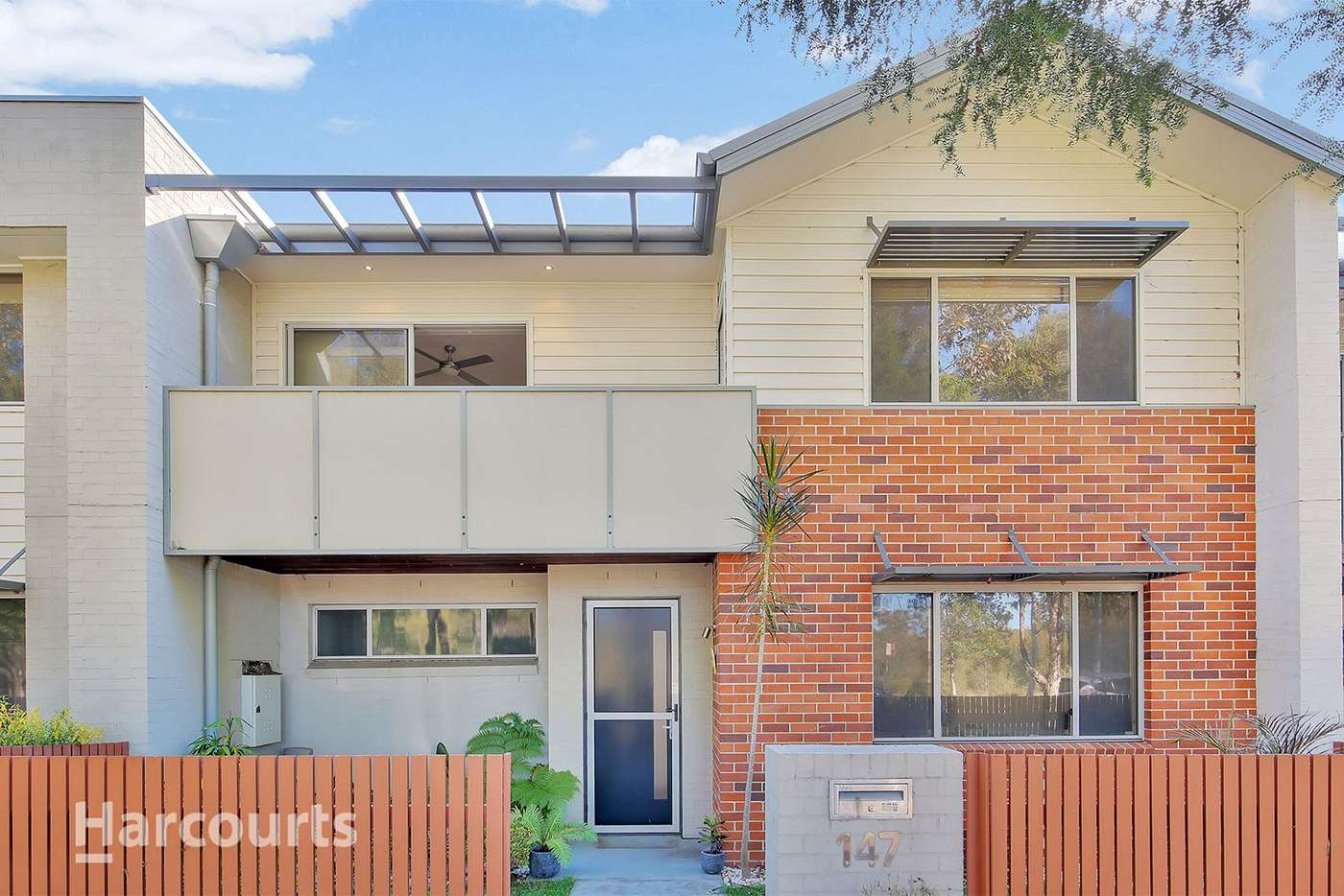 Main view of Homely terrace listing, 147 Sanctuary Drive, Rouse Hill, NSW 2155