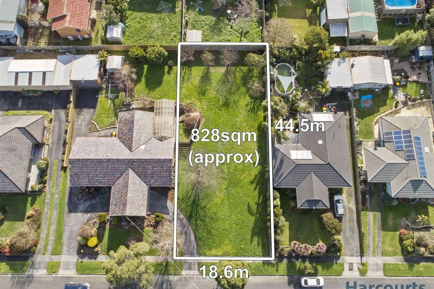 Main view of Homely residentialLand listing, 39 Rangeview Street, Warragul VIC 3820