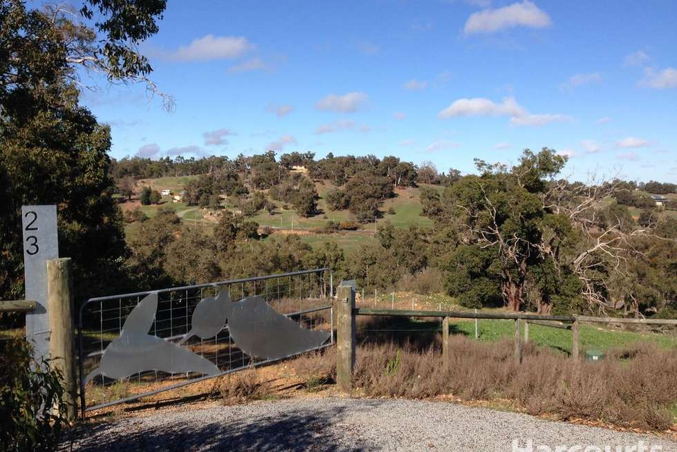 Second view of Homely residentialLand listing, 23 Rapid Close, Brigadoon WA 6069