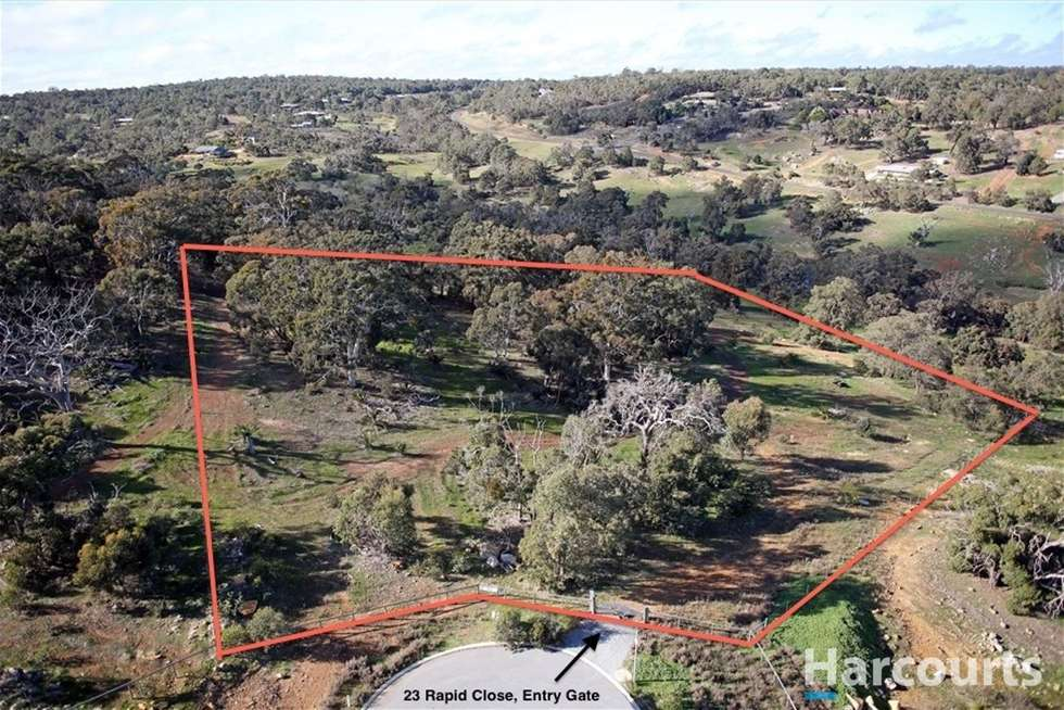 Fifth view of Homely residentialLand listing, 23 Rapid Close, Brigadoon WA 6069