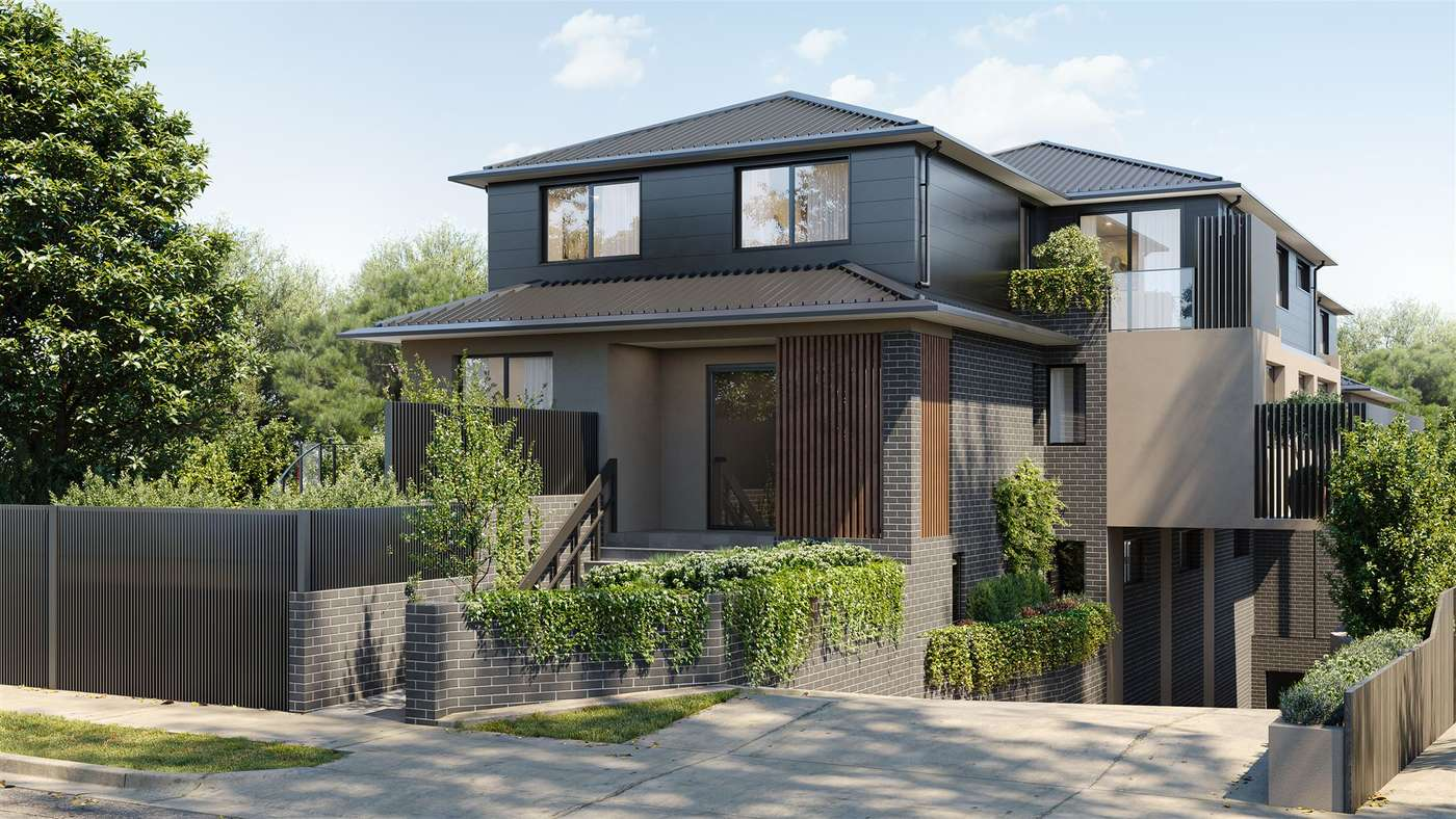 Main view of Homely apartment listing, 406 Whitehorse Road, Surrey Hills, VIC 3127