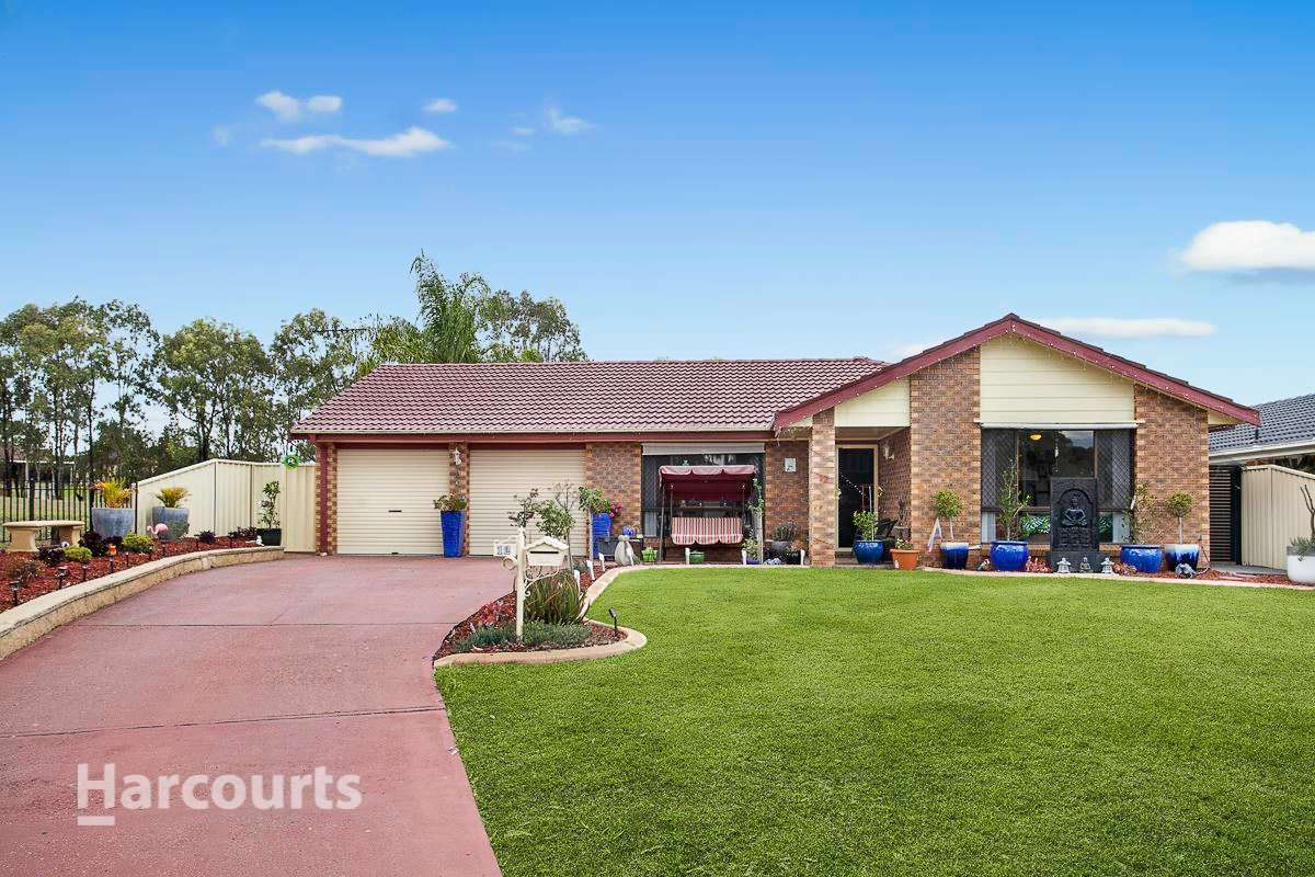 Main view of Homely house listing, 12 Mezen Place, St Clair, NSW 2759