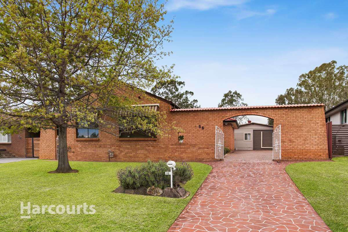 Main view of Homely house listing, 66 Blackwell Avenue, St Clair, NSW 2759