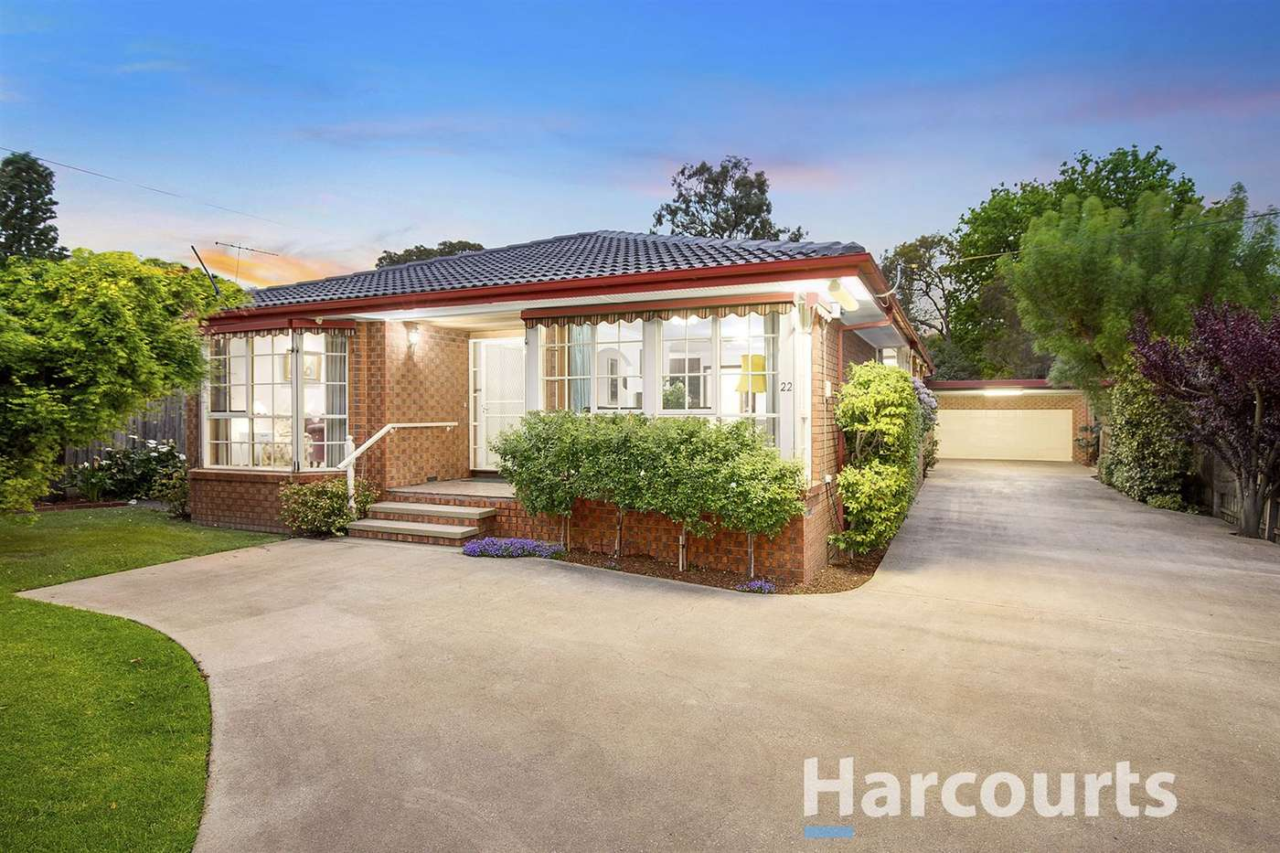 Main view of Homely house listing, 22 Devenish Road, Boronia, VIC 3155