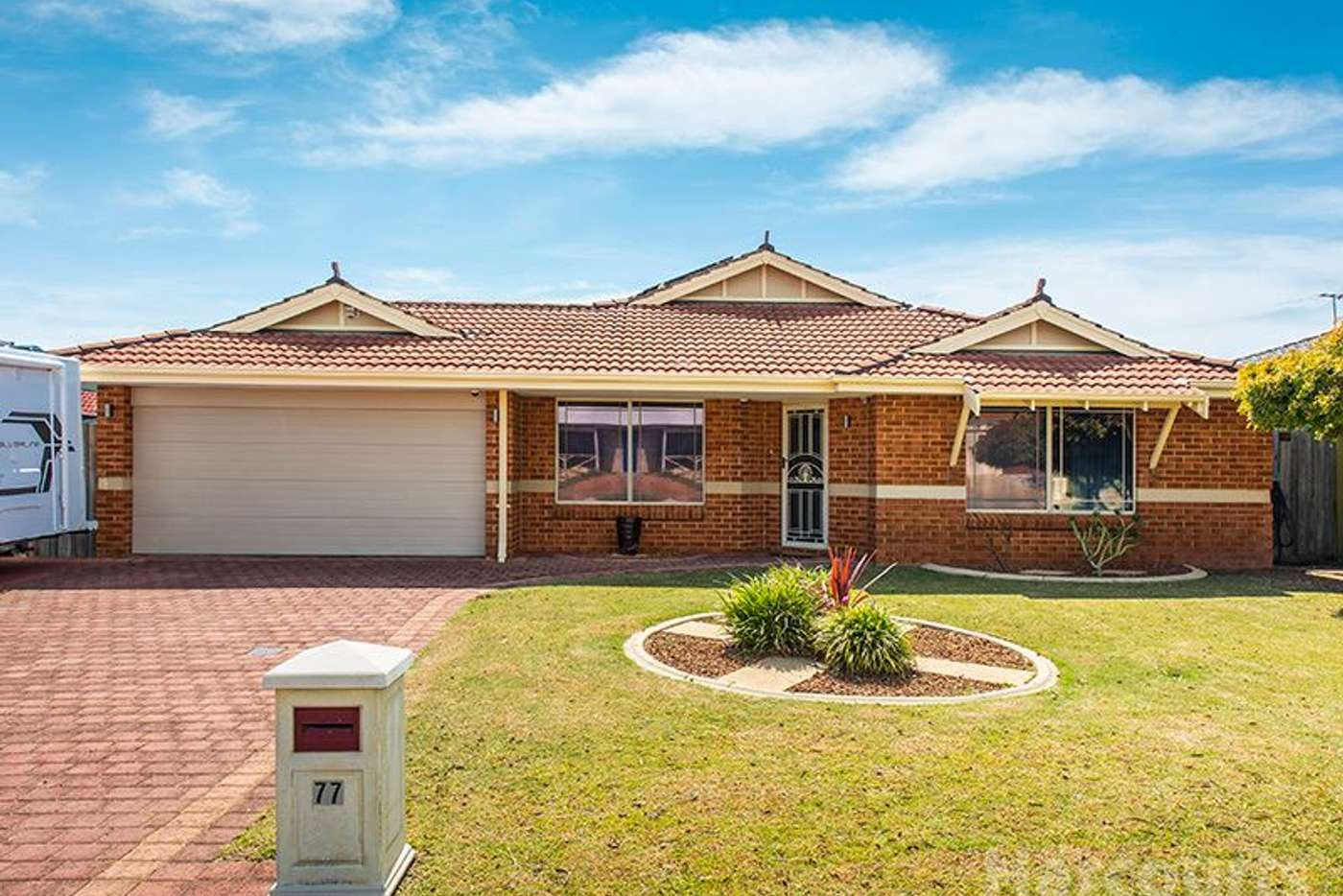 Main view of Homely house listing, 77 Caledonia Avenue, Currambine WA 6028
