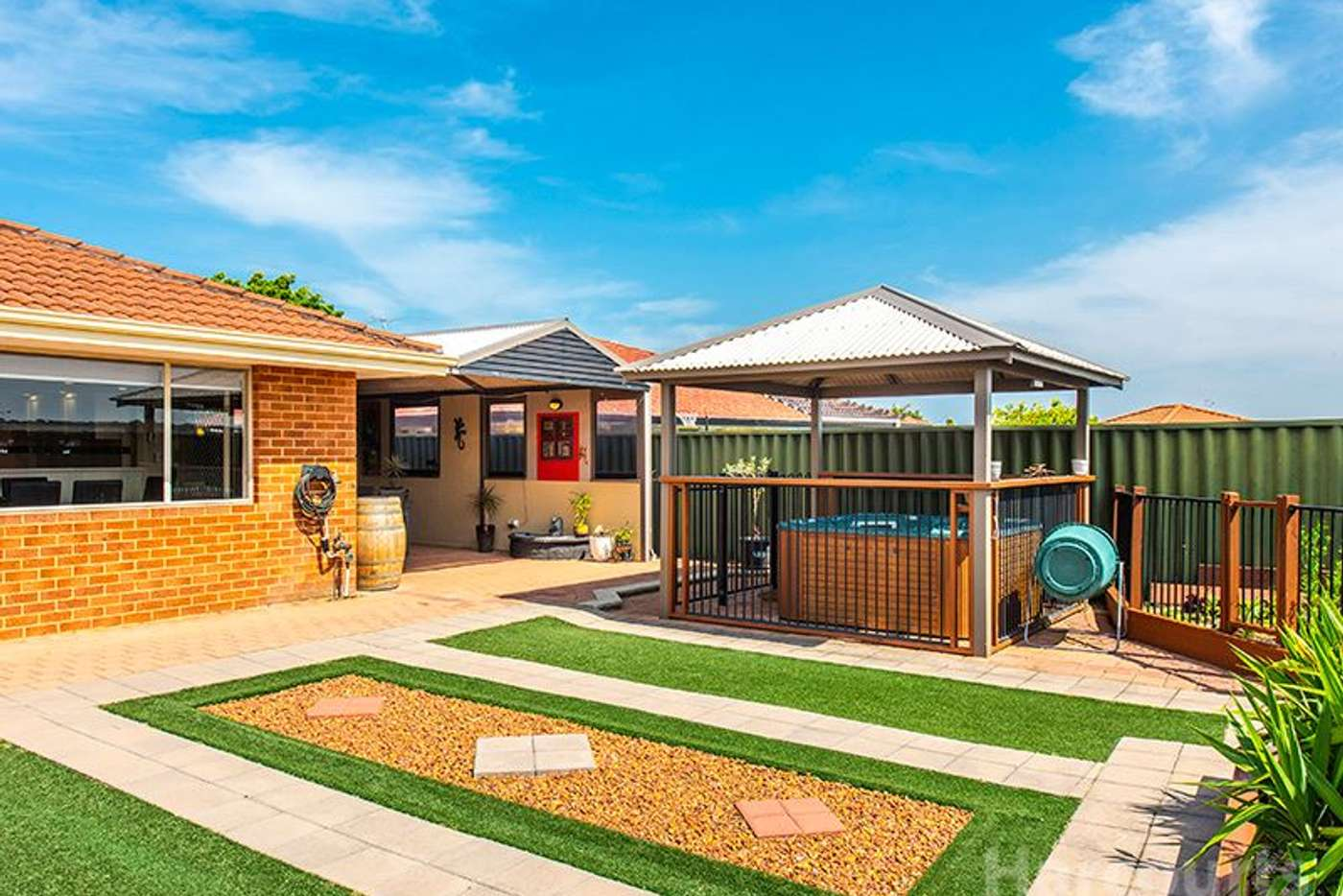 Sixth view of Homely house listing, 77 Caledonia Avenue, Currambine WA 6028