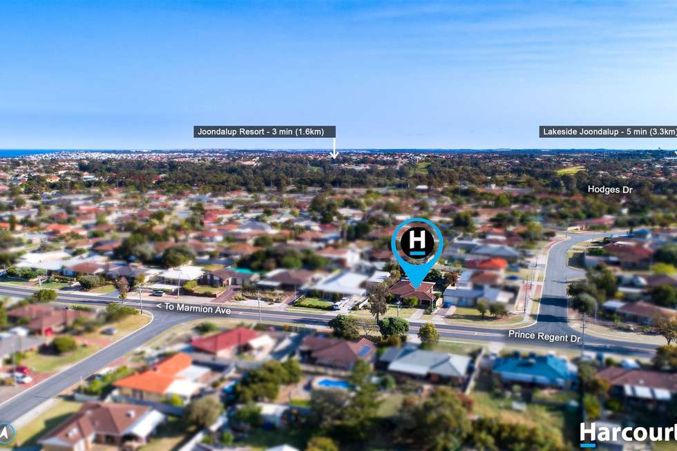 Fourth view of Homely house listing, 71 Prince Regent Drive, Heathridge WA 6027