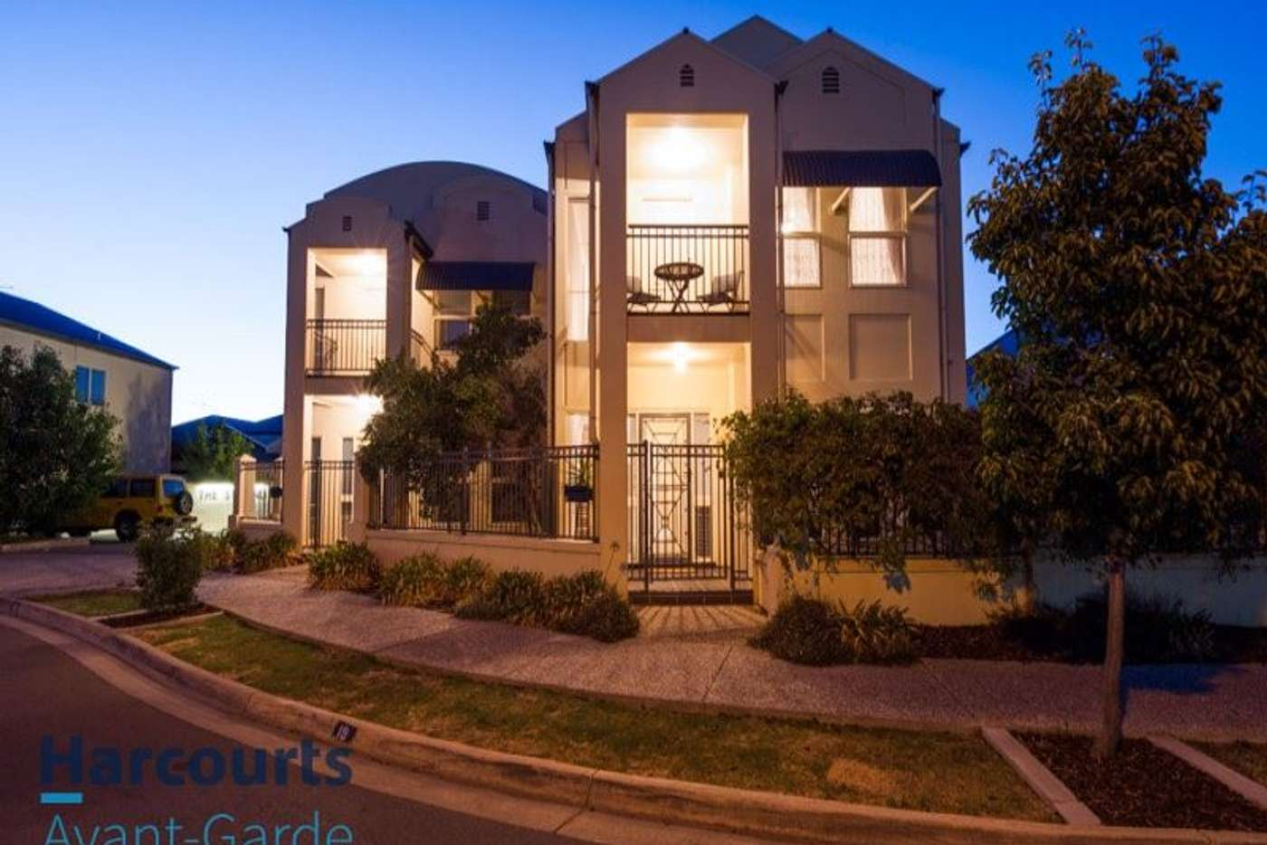 Main view of Homely townhouse listing, 18 Yates Street, Mawson Lakes SA 5095