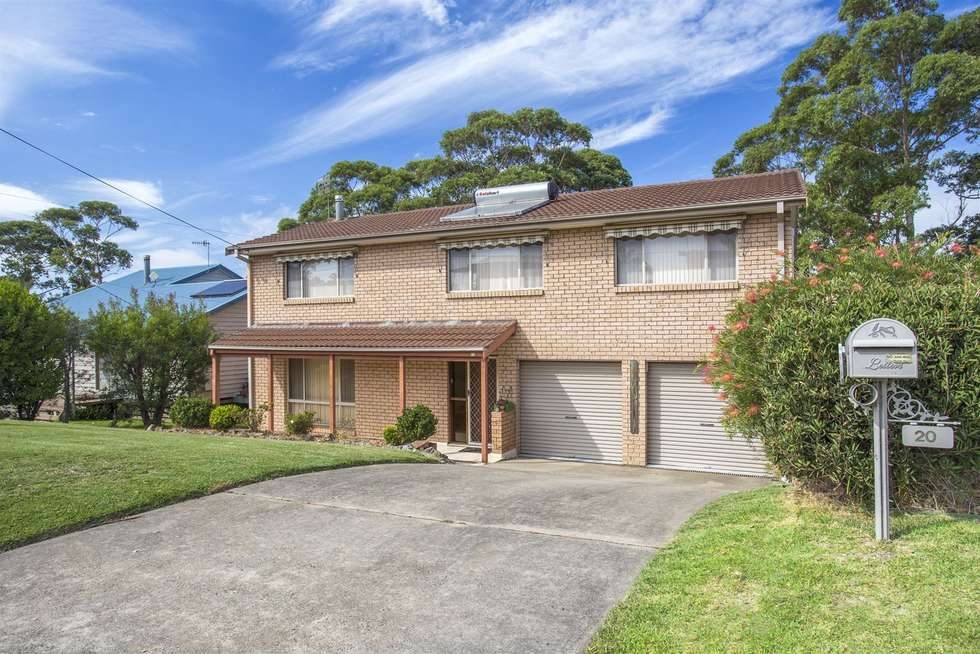Second view of Homely house listing, 20 Torquay Drive, Lake Tabourie NSW 2539