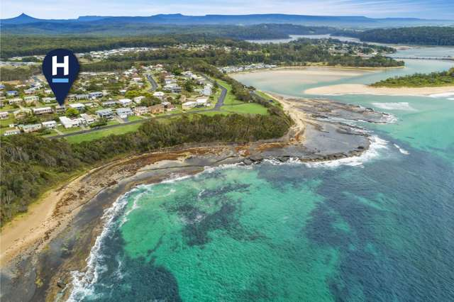 40 Highview Drive, Dolphin Point NSW 2539