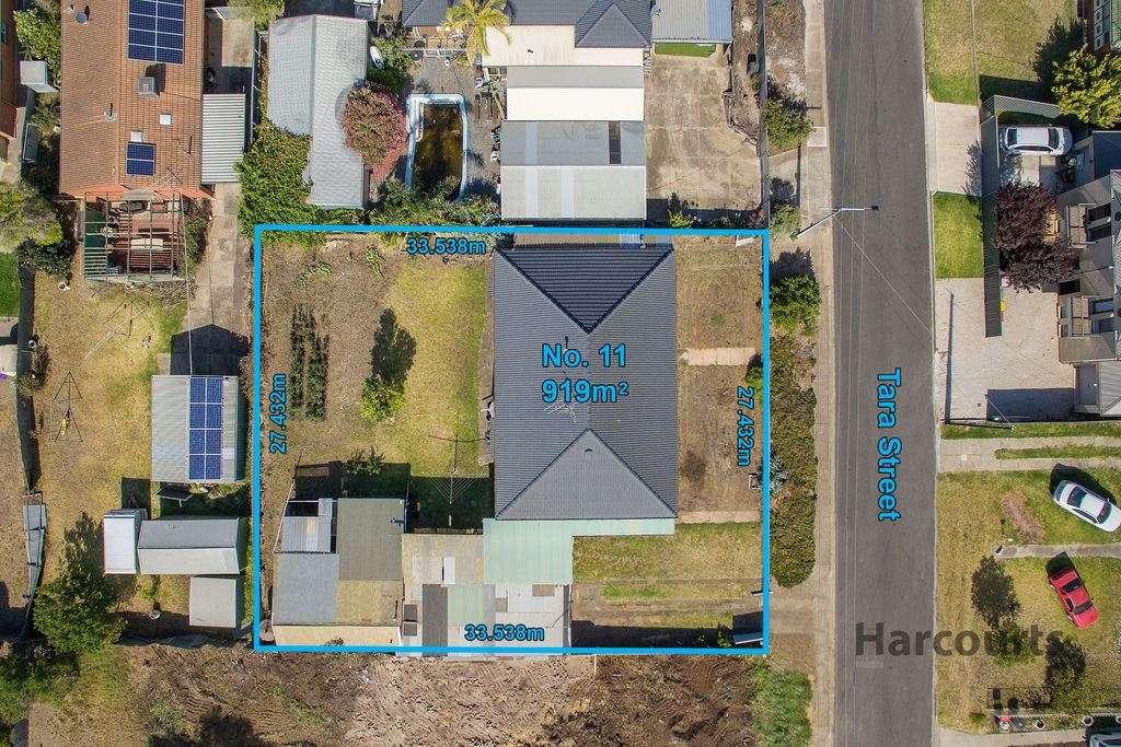 Main view of Homely house listing, 11 Tara Street, O'sullivan Beach, SA 5166