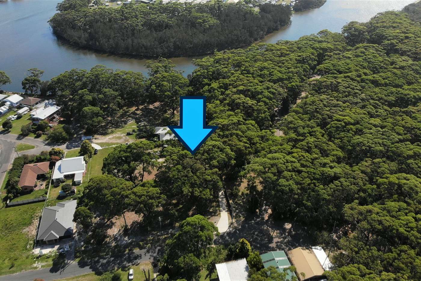 Main view of Homely residentialLand listing, 30 Beach Street, Lake Tabourie NSW 2539