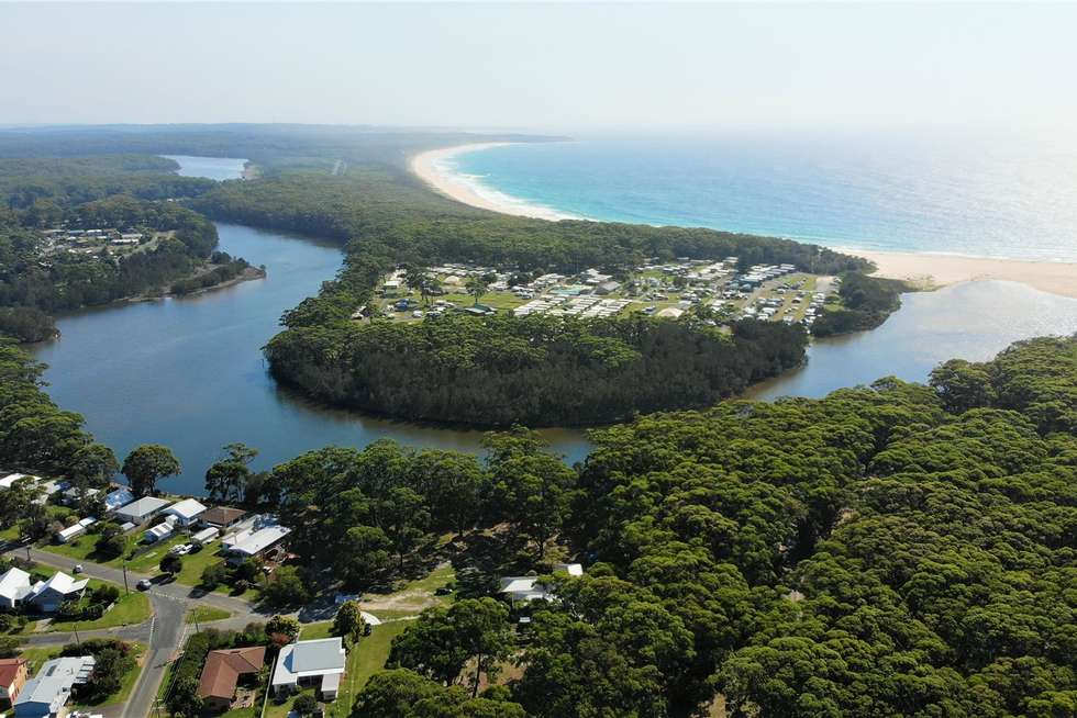 Fifth view of Homely residentialLand listing, 30 Beach Street, Lake Tabourie NSW 2539