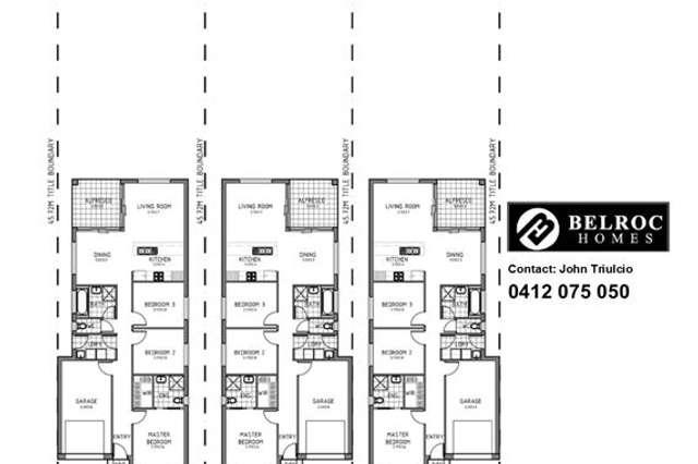 Lot 491-493 Cullford Avenue, Klemzig SA 5087