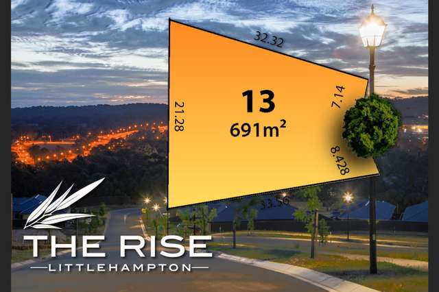 Lot 13 Rise Court, Littlehampton SA 5250
