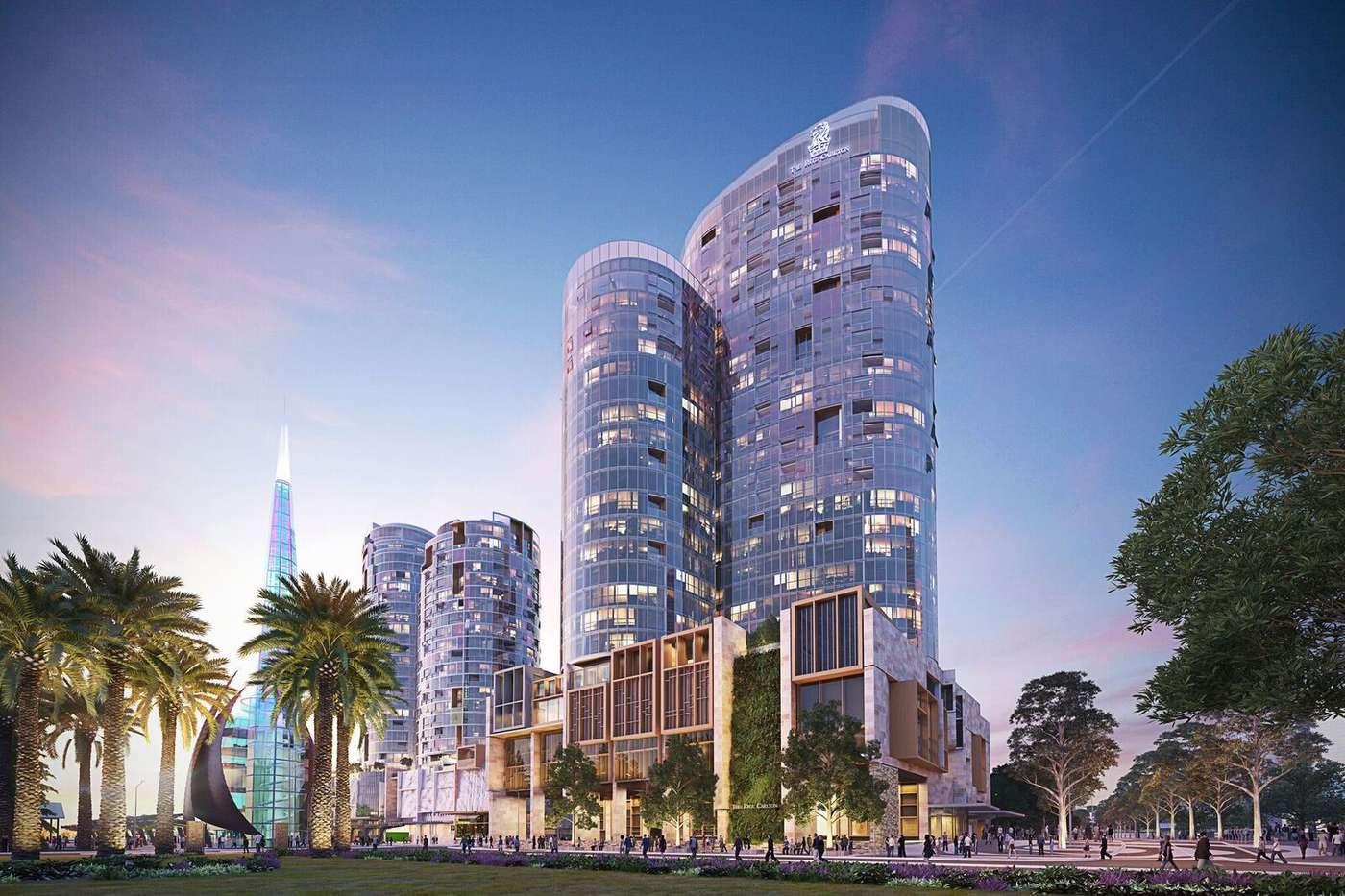 Main view of Homely apartment listing, 2208/Ritz Carlton Tower Elizabeth Quay, Perth, WA 6000