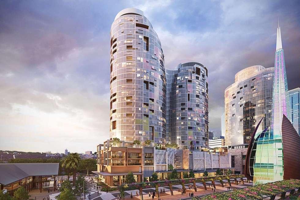 Second view of Homely apartment listing, 2208/Ritz Carlton Tower Elizabeth Quay, Perth WA 6000