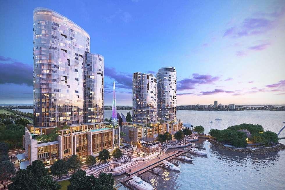 Third view of Homely apartment listing, 2208/Ritz Carlton Tower Elizabeth Quay, Perth WA 6000