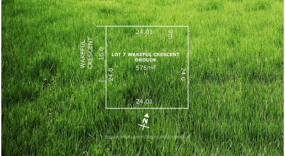 Lot 7 Wakeful Crescent, Drouin VIC 3818