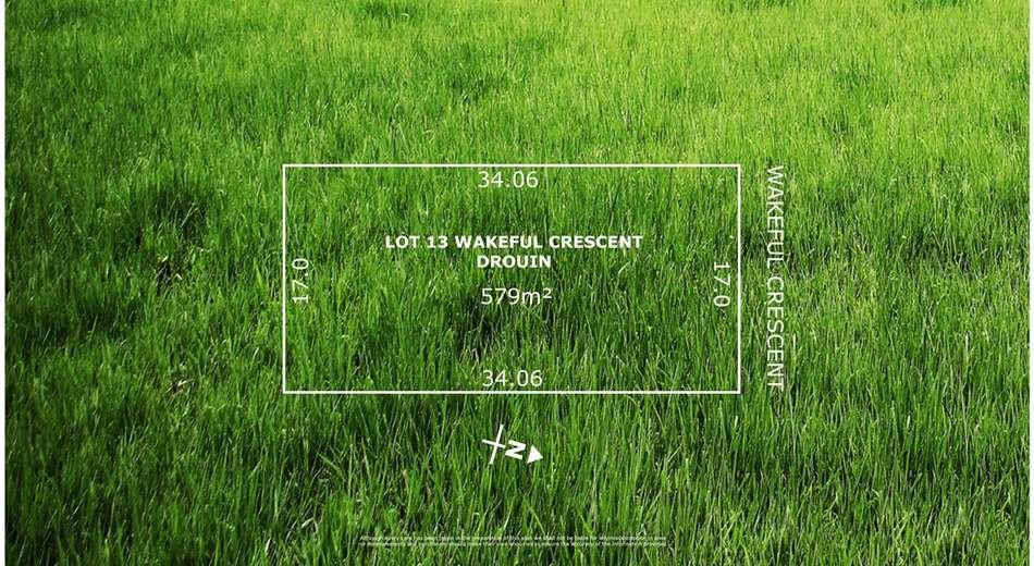 Lot 13 Wakeful Crescent, Drouin VIC 3818