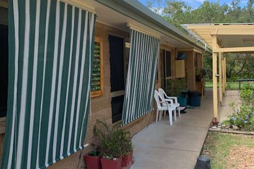 Second view of Homely acreageSemiRural listing, 114 Clinton Road, Cawarral QLD 4702