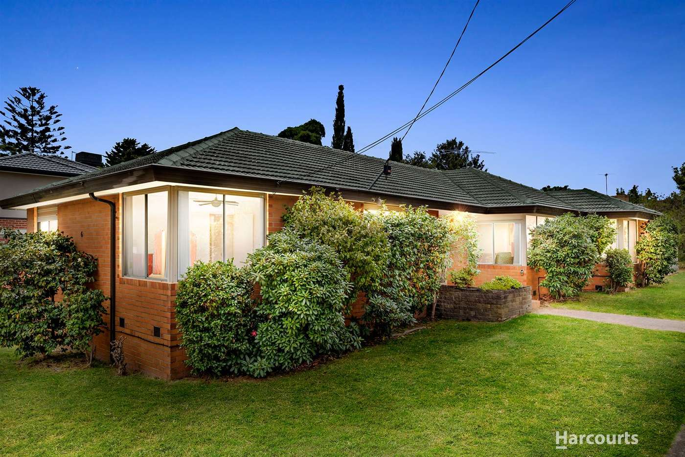 Main view of Homely house listing, 6 Wanda Street, Mulgrave VIC 3170
