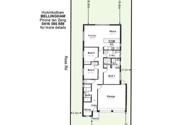 Lot 301 Laver Street, Hectorville SA 5073