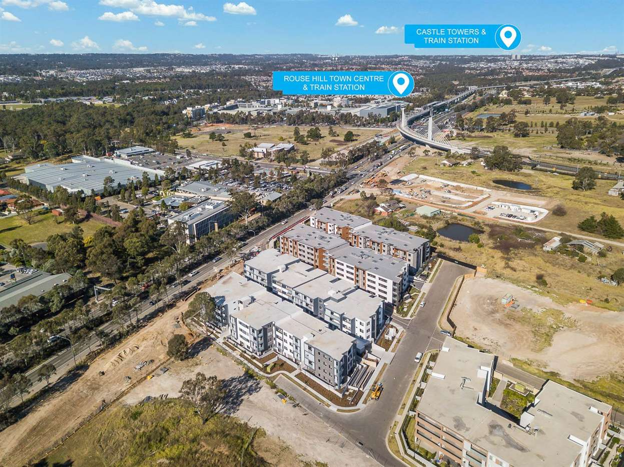 Main view of Homely unit listing, 828 Windsor Road, Rouse Hill, NSW 2155