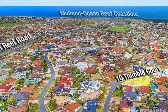 Pp Lot 102/10 Thimble Court, Ocean Reef WA 6027