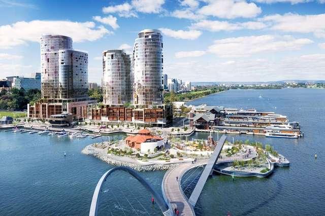 2703/Elizabeth Quay The Esplanade, Perth WA 6000