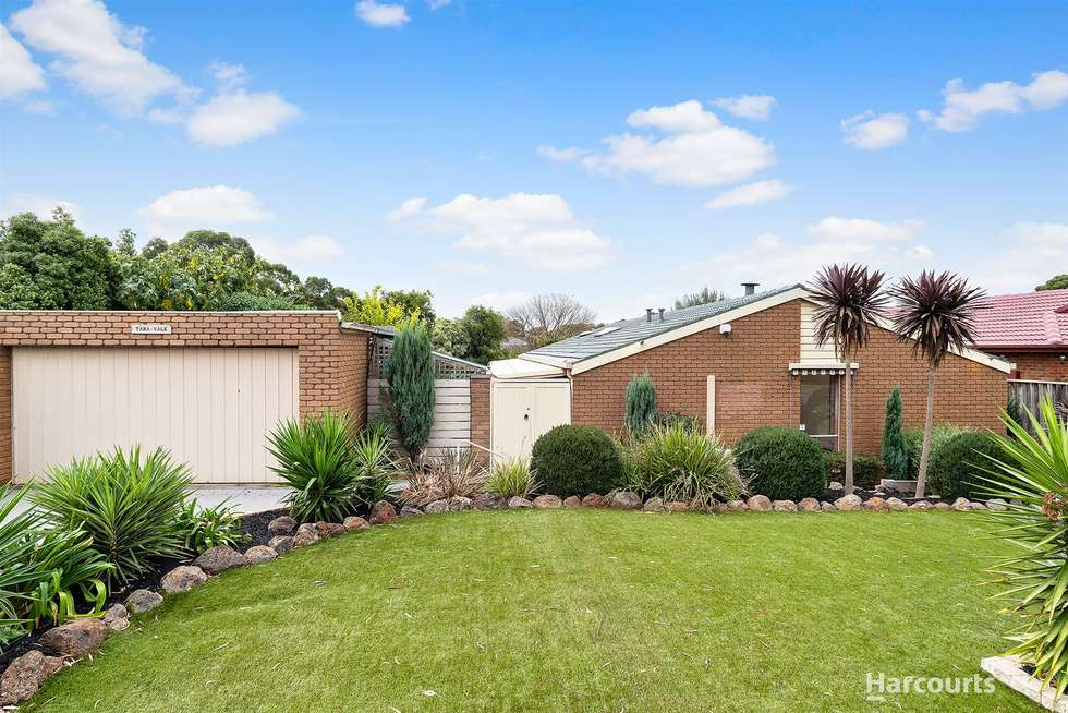 Second view of Homely house listing, 4 Haverbrack Drive, Mulgrave VIC 3170