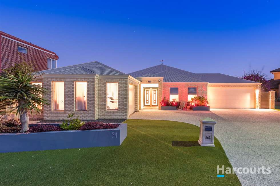 Third view of Homely house listing, 54 Dartmouth Circle, Quinns Rocks WA 6030