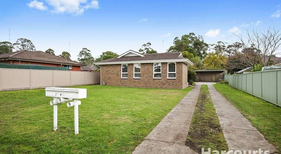 1/4 Glenvale Road, Mount Clear VIC 3350