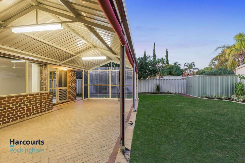 Second view of Homely house listing, 11 Jurien Close, Warnbro WA 6169