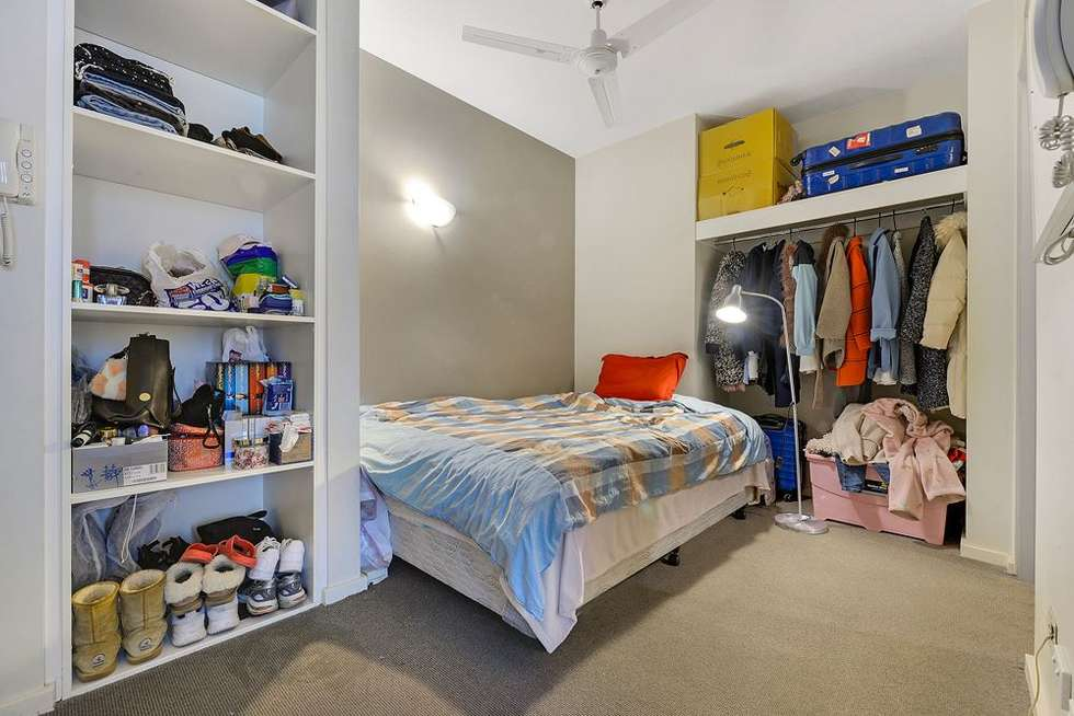 Third view of Homely studio listing, 709/23 King William Street, Adelaide SA 5000