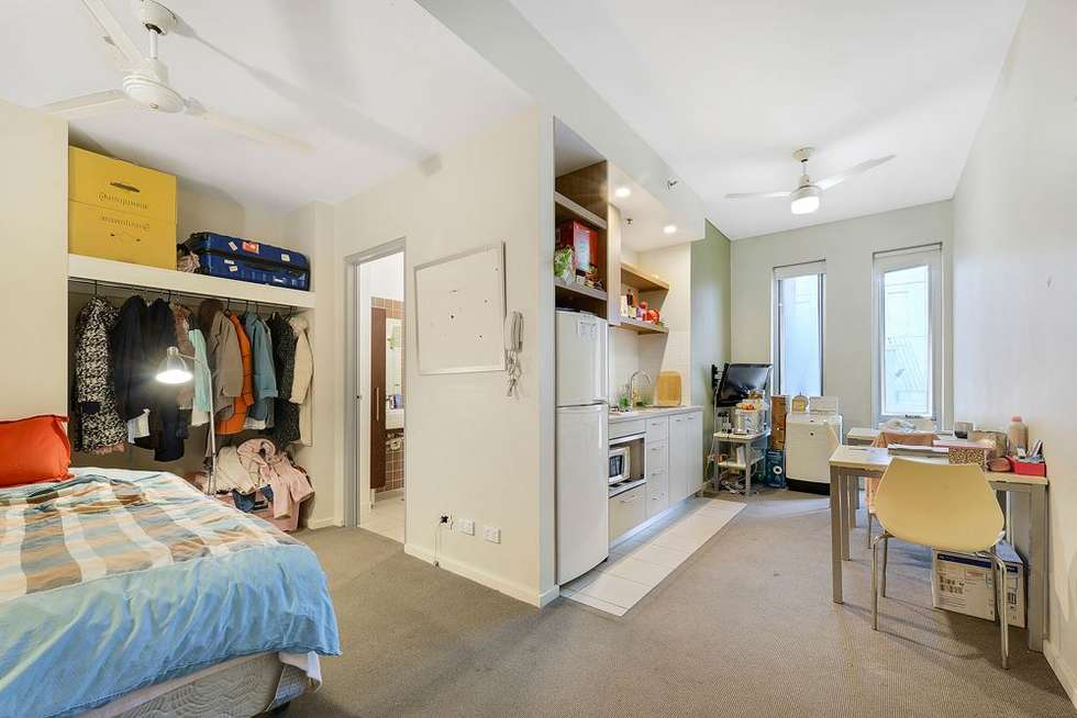 Fourth view of Homely studio listing, 709/23 King William Street, Adelaide SA 5000