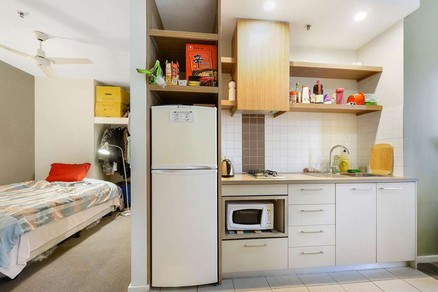 Fifth view of Homely studio listing, 709/23 King William Street, Adelaide SA 5000